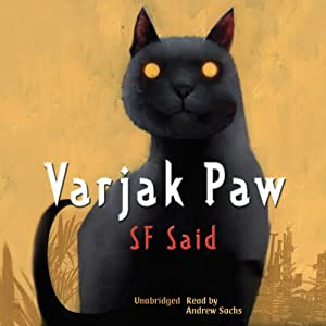 Varjak Paw Hörbuch