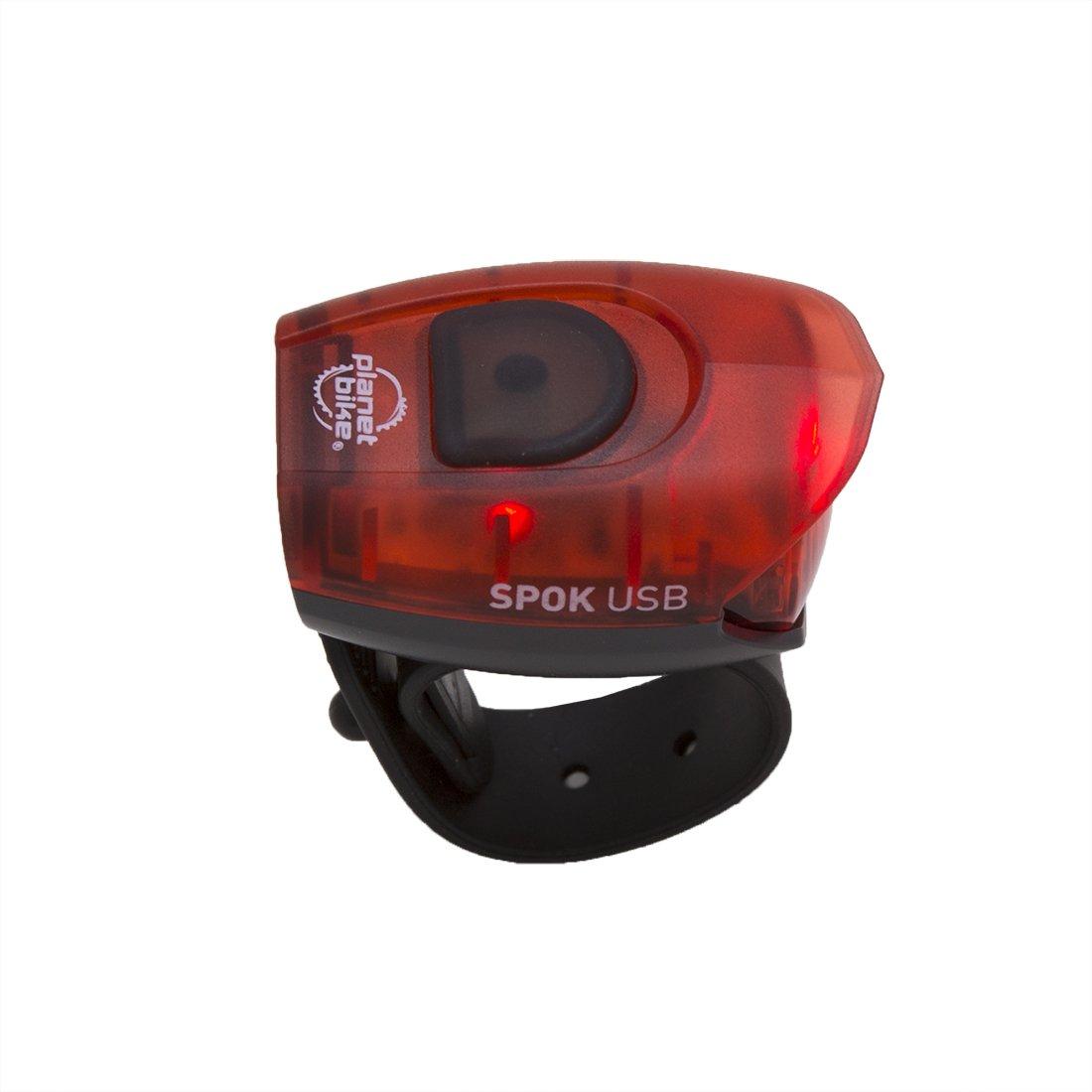 Planet Bike Spok USB Tail Light 3159