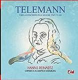 Viola Concerto in G Major, TWV 51:G9 (Digitally Remastered)