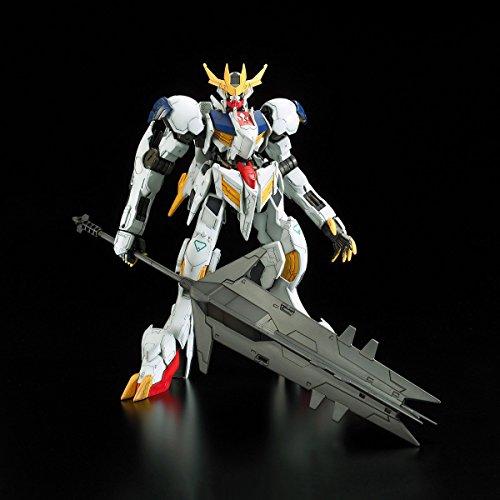 1/100 Full Mechanics Mobile Suit Gundam Iron Blood Orphans Gundam Barbatos Lupus Rex 1/100 Scale Color-coded Model Kit