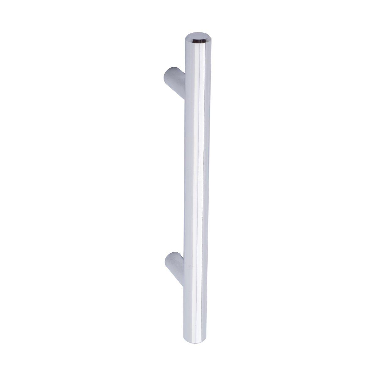 Longueur/: 18,74 cm espacement des trous de 12,7 cm Nickel satin/é diam/ètre 12,7/mm Basics Lot de 50 poign/ées de placard Barres style europ/éen