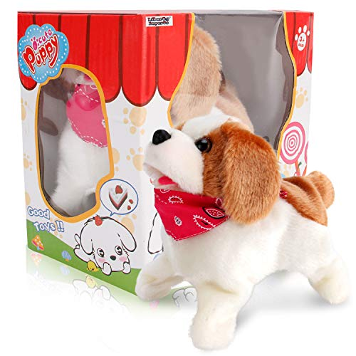 Liberty Imports Cute Little Puppy - Flip Over Dog, Somersaults, Walks, Sits, Barks by Liberty Imports (Image #6)