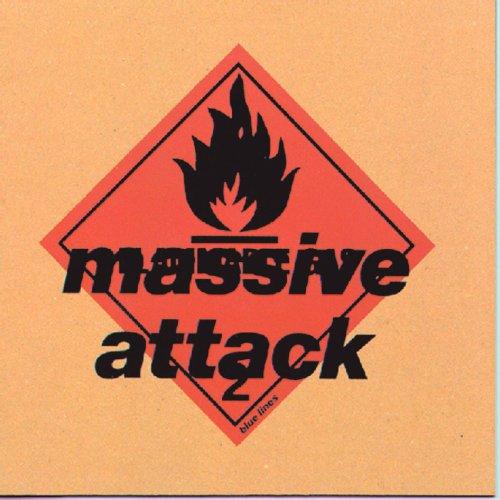 Image result for blue lines-massive attack