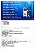 AZ8601 Portable Handle Large LCD pH Meter AZ-8601PH & Mv &Temperature