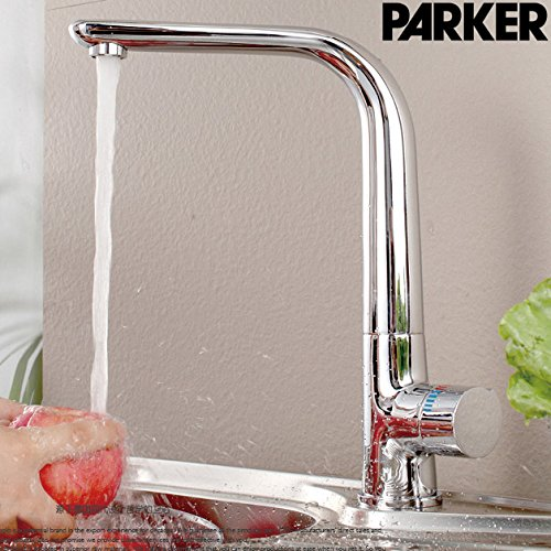 Lalaky Taps Faucet Kitchen Mixer Sink Waterfall Bathroom Mixer Basin Mixer Tap for Kitchen Bathroom and Washroom All-Copper One-Key Conversion Package