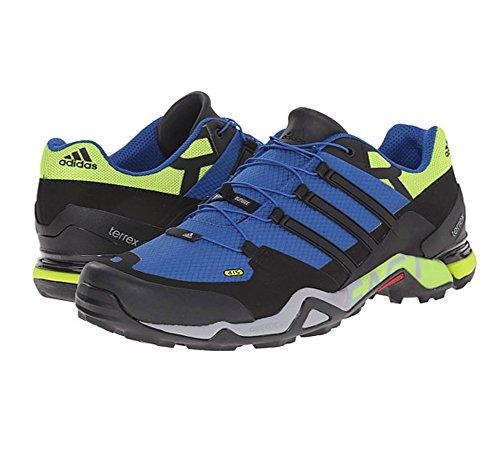 Adidas Heren Terrex Fast R Schoen Eqt Blauw, Zwart, Middernacht