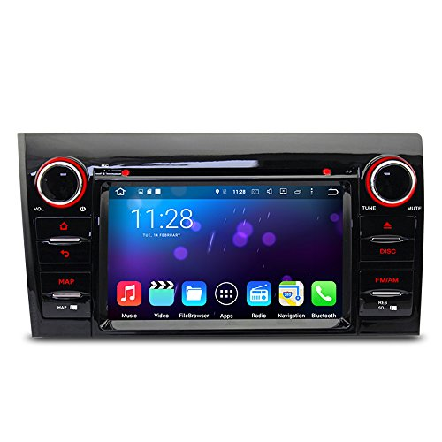 A-sure Android 6.0 Marshmallow Octa-Core CPU Autoradio GPS DVD RAM 2G for 2007-2013 Toyota Tundra/ 2008-2013 Toyota Sequoia Wifi Bluetooth Handsfree MIRROR LINK Google Map by A-sure