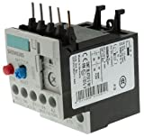 Siemens 3RU11 16-1GB0 Thermal Overload Relay, For Mounting Onto Contactor, Size S00, 4.5-6.3A Setting Range
