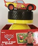 Disney Cars Lightning McQueen Splash 'N' Dash Sprinkler