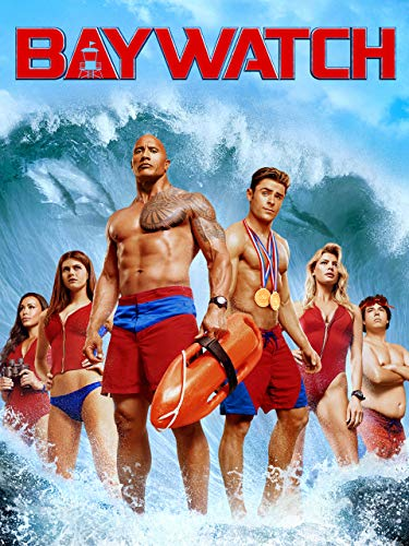 DVD : Baywatch Unrated