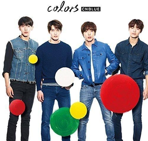 CNBLUE - Colors: Limited-B (Japan - Import, 2PC)