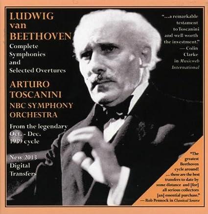 トスカニーニ1939年のベートーヴェン:交響曲全集