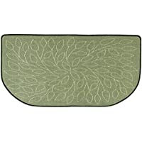 Uniflame R-3040 Polypropylene Hearth Rug, Sage