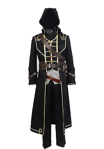 Amazon.com: De los hombres – Disfraz para Halloween Corvo ...