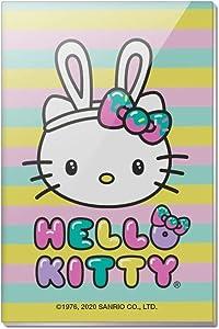 Hello Kitty Easter Bunny Rectangle Acrylic Fridge Refrigerator Magnet