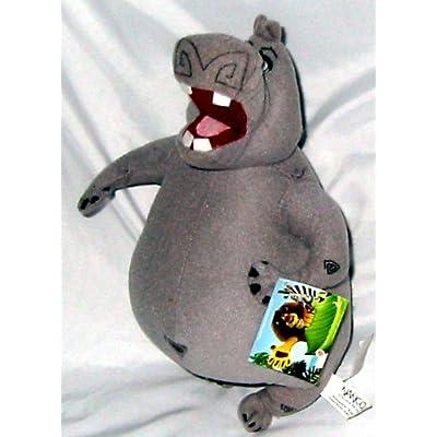 """10"""" Madagascar Gloria Hippo Plush: Toys & Games"""