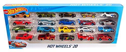 Hot Wheels 20 Car Gift Pack (Styles May Vary) from Hot Wheels