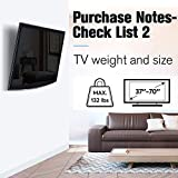 Mounting Dream UL Listed TV Mount for Most 37-70