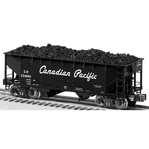 6-27482 Canadian Pacific Offset Hopper ()