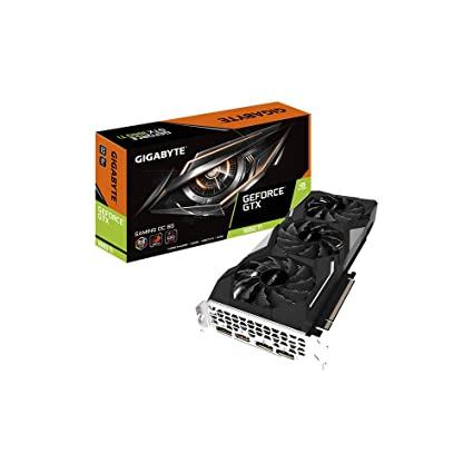 GIGABYTE GTX 1660 Ti GAMING OC 6GB DDR6 – Tarjeta gráfica (GeForce GTX 1660 Ti, PCI Express 3.0 x 16, HDMI/DP, 4K)