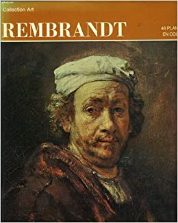 rembrandt 48 plates in full colour the colour library of art