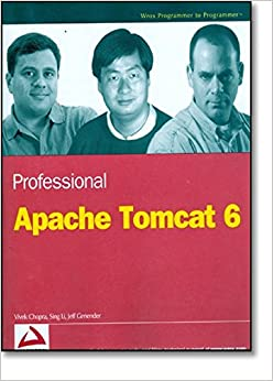 Professional Apache Tomcat 6 (WROX Professional Guides)