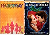 Across the Universe & Hairspray Musical DVD Set Special Edition 2 Disc & Bonus Videos Shimmy Shake