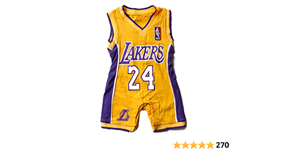 Amazon.com: Lakers Baby Jersey : Clothing, Shoes & Jewelry