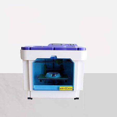 Impresora estéreo 3D DIY casa de juguete 3D moldeo impresora ...