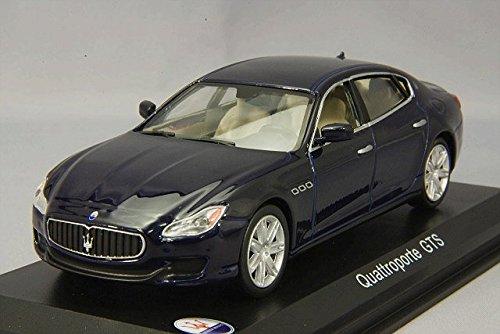 1/43 マセラッティ クアトロポルテ GTS 2013 (メタリックダークブルー) WBS025