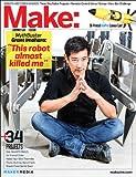 Make: Technology on Your Time Volume 39: Robotic Me