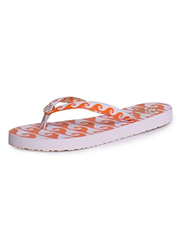 758629428 Amazon.com | Tory Burch Women's Thin Flip Flop | Flip-Flops