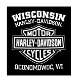 Harley-Davidson Men's Shirt, Hand Made Willie G