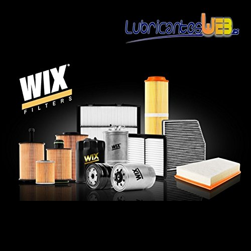 Wix Filters WP9390 Cabin Air Filter: