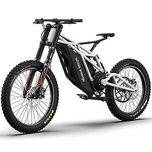 51y29Z4srdL. SS300 Adulti elettrica Mountain Bike, all-Terrain off-Road Neve Moto Elettriche, Equipaggiato con 60V30AH * -21.700 Li…