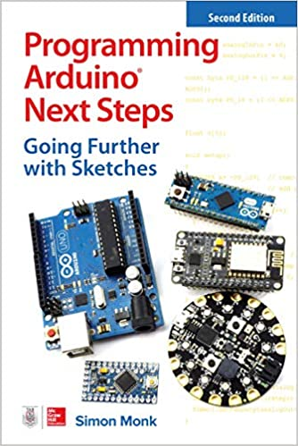 Getting Started With Arduino 2nd Edition Book