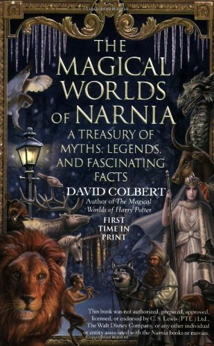 Read Online The Magical Worlds of Narnia: A Treasury of Myths, Legends and Fascinating Facts pdf epub
