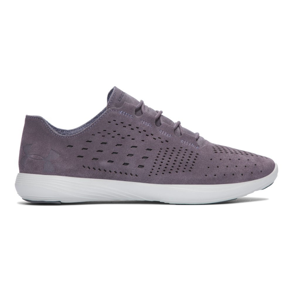 Under Armour Women's UA Street Precision Low Tinted Neutrals Flint/Elemental/Flint 7.5 B US by Under Armour
