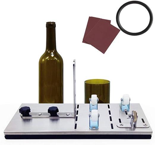 Dr.Taylor Cortador de Botellas de Vidrio Profesional, Kit de ...