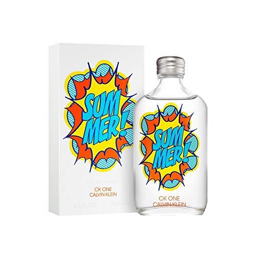 Calvin Klein Ck One Summer 2019 Edt Vapo 100 Ml - 100 ml: Amazon.es