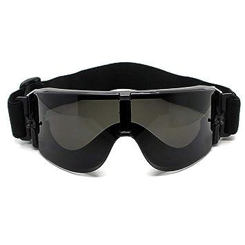 LouiseEvel215 Gafas Militares Gafas tácticas Airsoft X800 ...