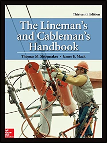 The linemans and cablemans handbook thirteenth edition james e the linemans and cablemans handbook thirteenth edition 13th edition kindle edition fandeluxe Image collections