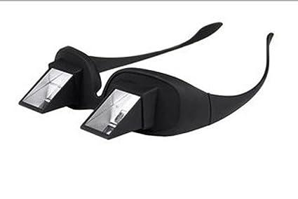 ff98a9d7af82 Amazon.com  THG Horizontal Lazy Glasses High Definition Glasses ...