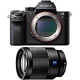 Sony a7S II Full-frame Mirrorless Interchangeable Lens Camera 24-70mm Lens Bundle includes a7S II Body and Vario-Tessar T* FE 24-70mm F4 ZA OSS Full Frame Lens