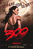 300 Movie Poster (27 x 40 Inches - 69cm x 102cm) (2007) Style F -(Gerard Butler)(Lena Headey)(David Wenham)(Dominic West)(Vincent Regan)(Michael Fassbender)