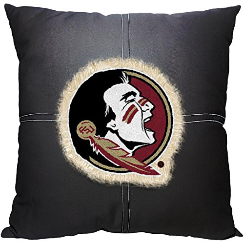 The Northwest Company COL 142 Florida State Letterman Pillow One Size