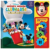Disney's Mickey Mouse Clubhouse Storybook and Viewer, Reader's Digest Staff, 0794414346