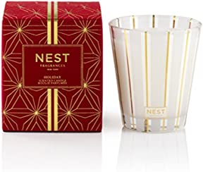 NEST Fragrances Classic Candle- Holiday , 8.1 oz