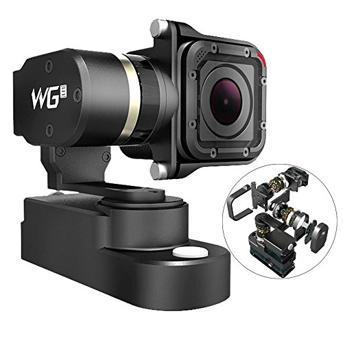 Feiyu FY-WGS 3-axis Wearable Gimbal Stabilizer for Gopro Her