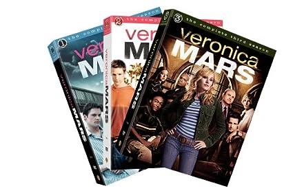 Amazon com: Veronica Mars: The Complete Series (Seasons 1-3